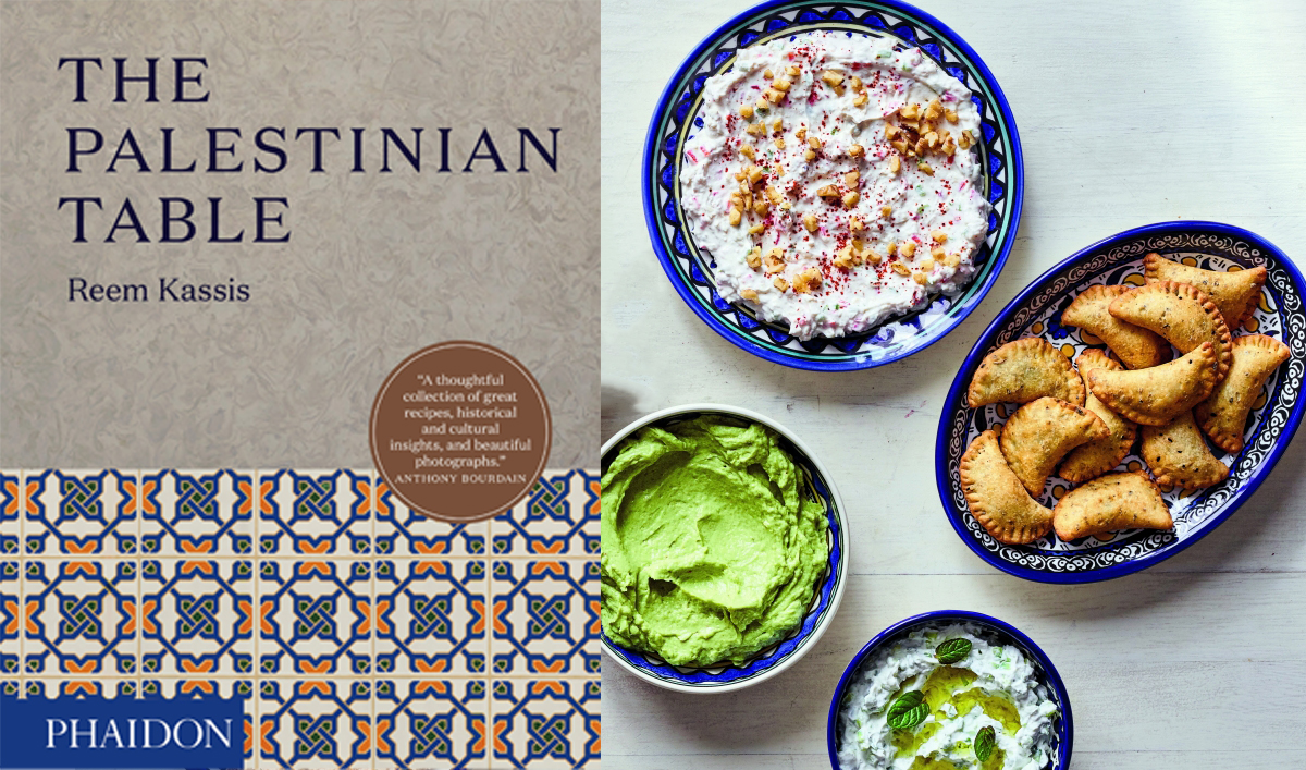 The Palestinian Table – A Cookbook review