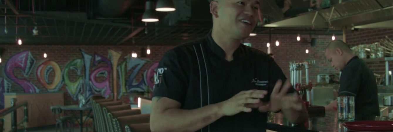 INTERVIEW: Chef John Buenaventura