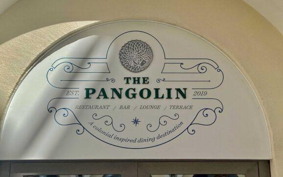 The Pangolin