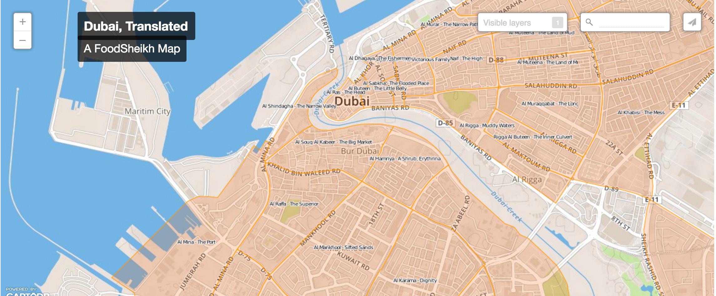 Dubai Translated