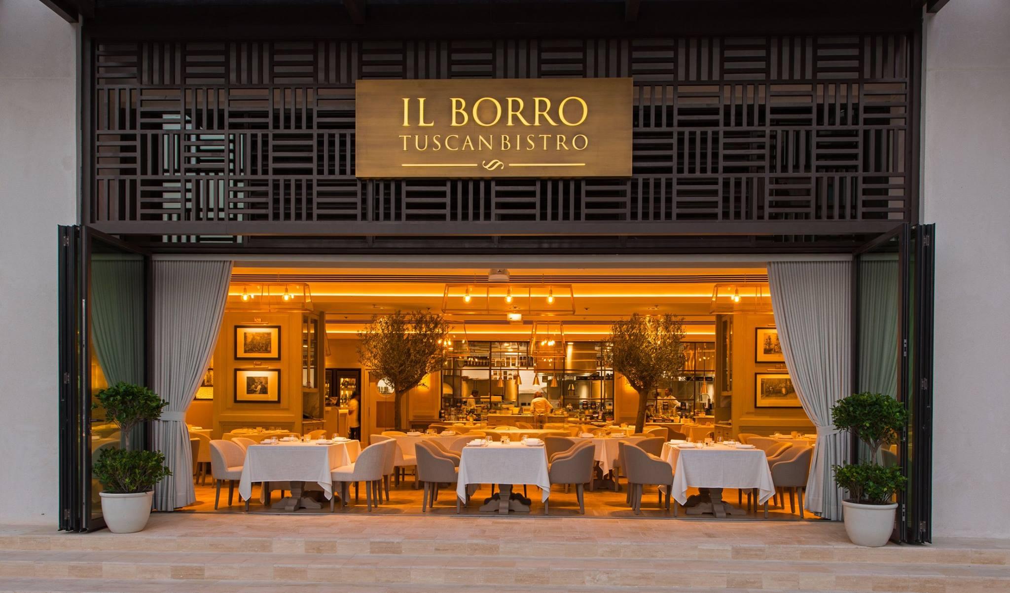 Il Borro Tuscan Bistro