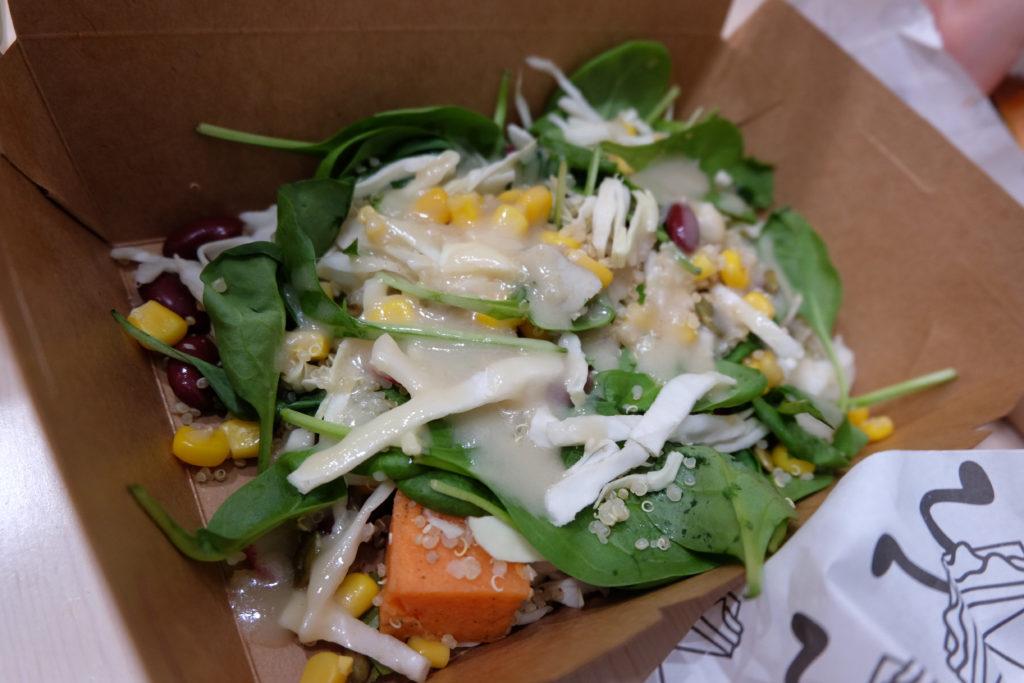 BL Mexican Salad
