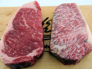 USDA Prime vs Real Kobe
