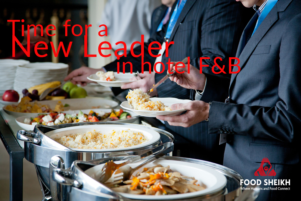 A New Leader for Hotel F&B