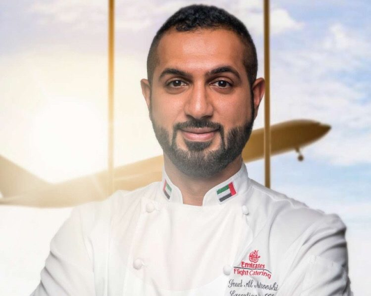 Saud Al Matrooshi  – Natural Born Chef
