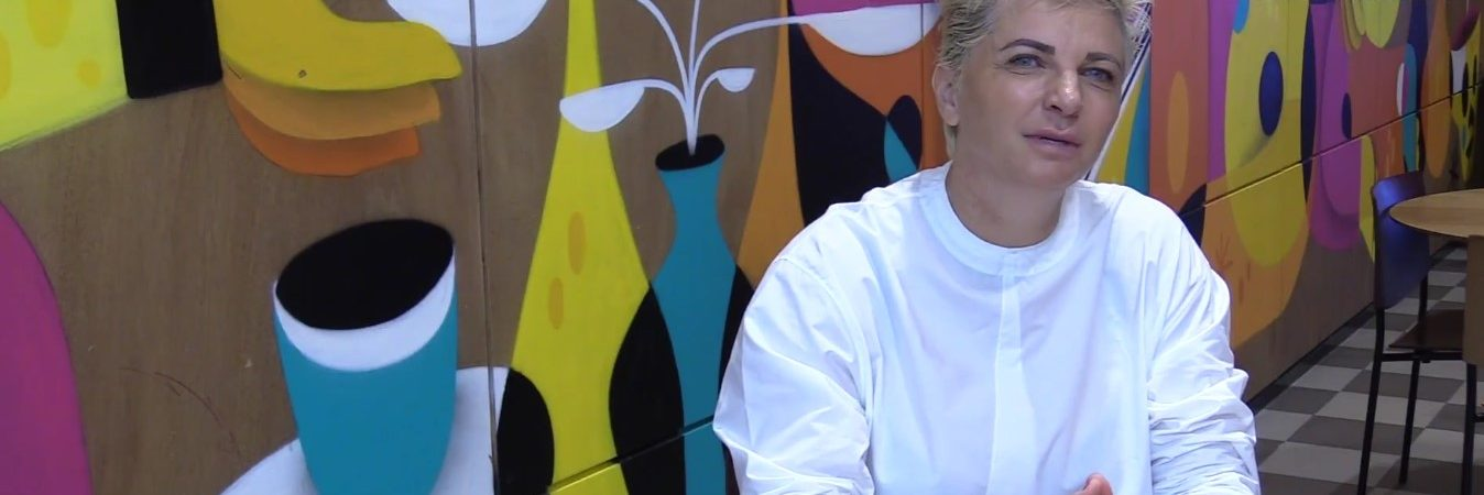 An interview with Chef Silvena Rowe