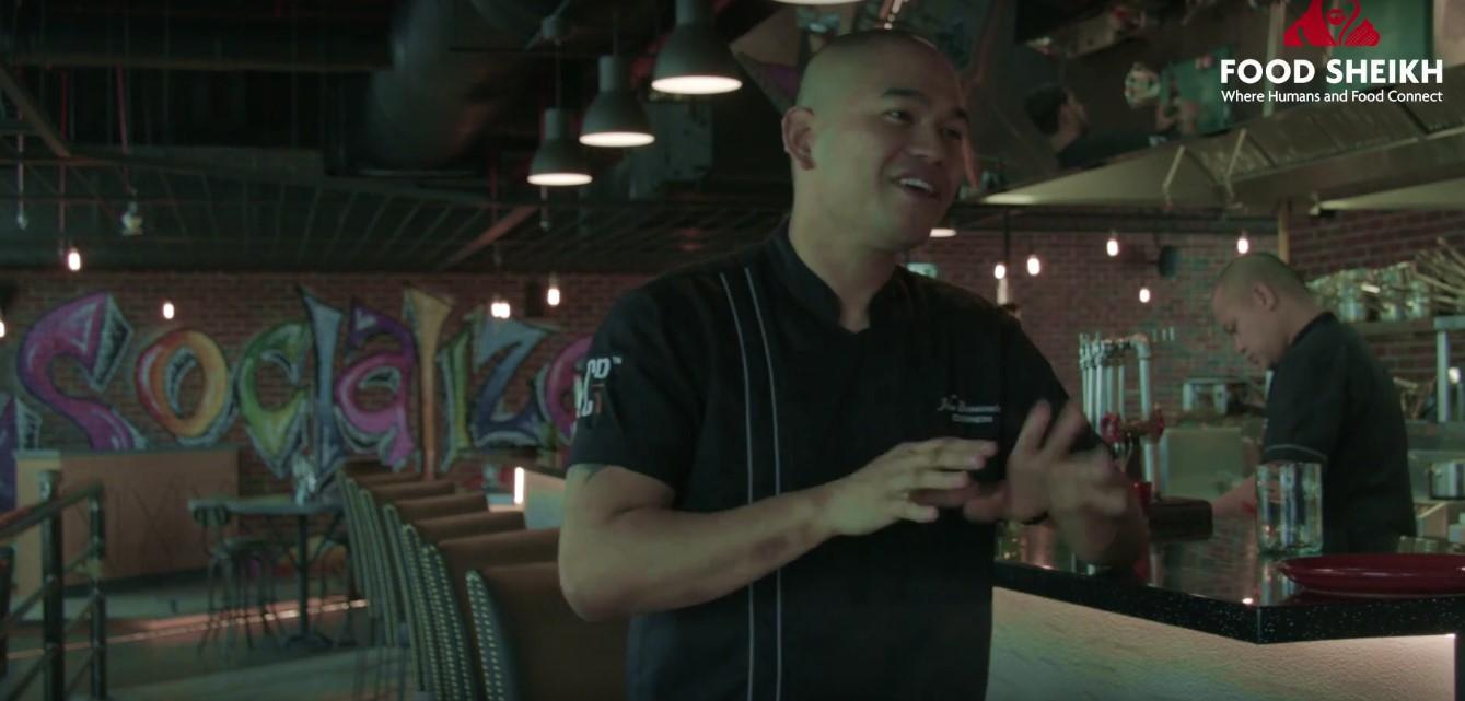 INTERVIEW: Chef John Buenaventura