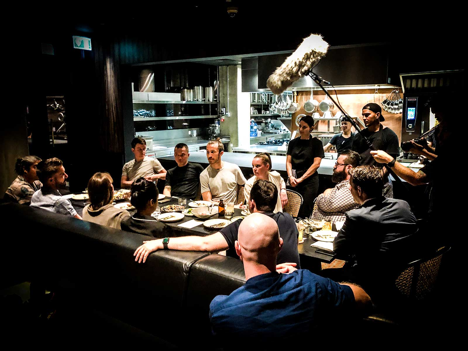 Chefs' Iftar at Lowe
