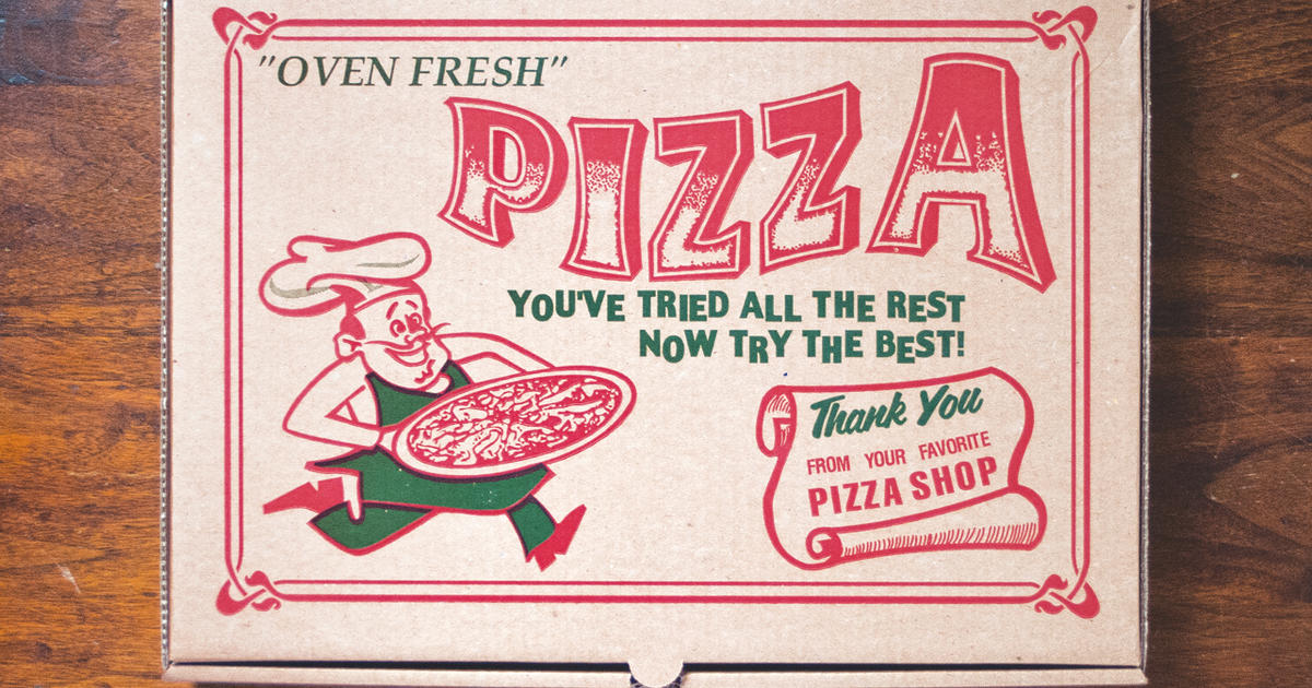 Pizza Boxes & Awesome Art